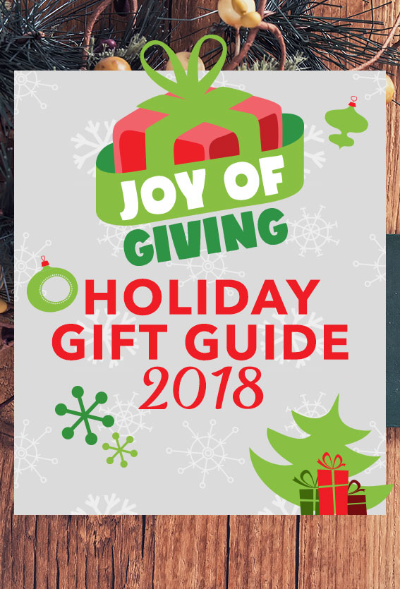 Shop LC's 2018 Holiday gift guide