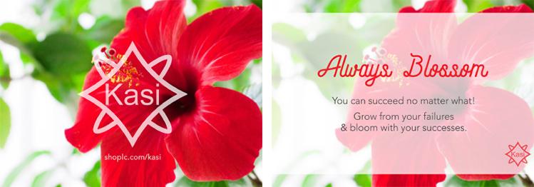 always blossom