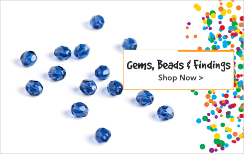 Gems, Beads & Findings