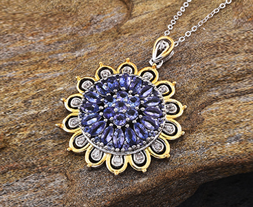 Tanzanite smackdown buy affordable tanzanite jewelry on sale shop lc discover more tanzanite pendants aloadofball Gallery