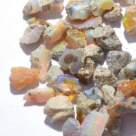 Opal Gemstone Family