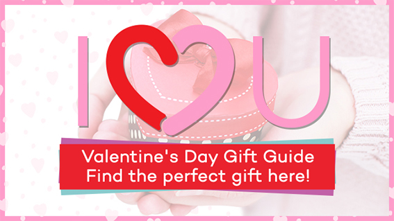 Valentines Day Gift Guide at Shop LC.