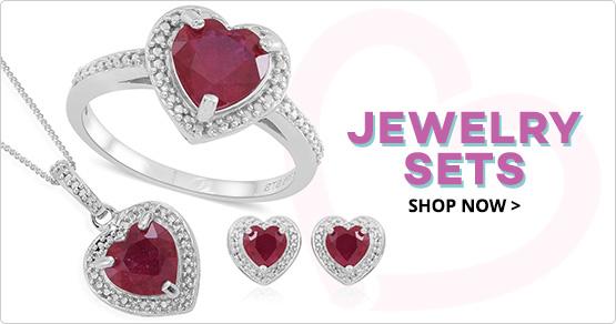 Jewelry sets.