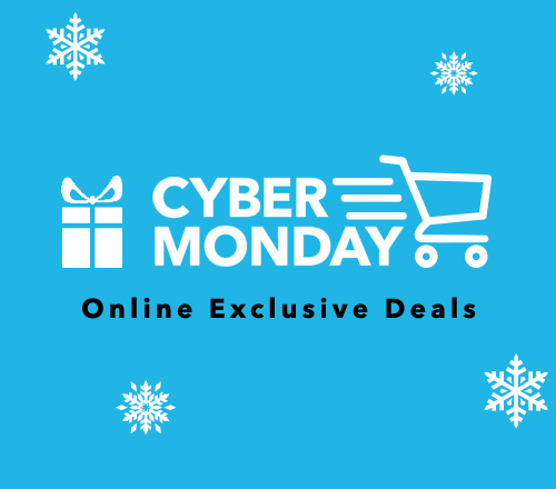 Discover the best Cyber Monday deals with Shop LC.