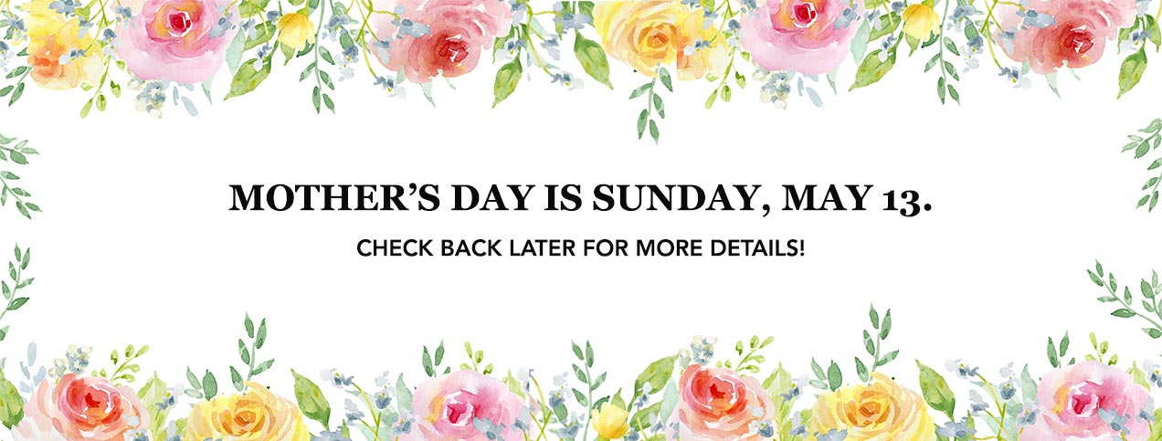 Mother's day at Shop LC.